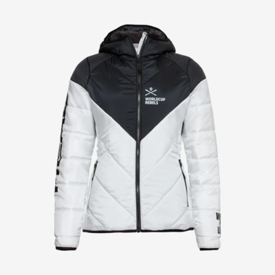 Product overview - RACE STAR LIGHT Jacket Women white/black