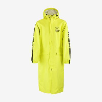 Product overview - RACE Rain Coat Junior yellow race
