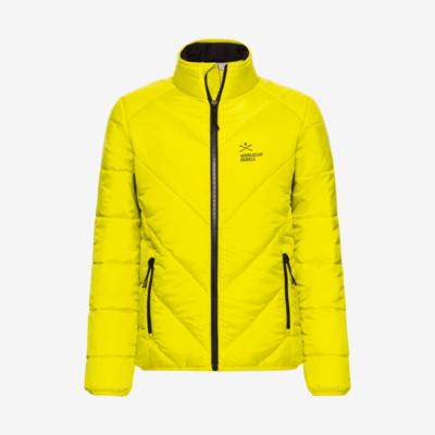 Product overview - RACE KINETIC Jacket Junior yellow