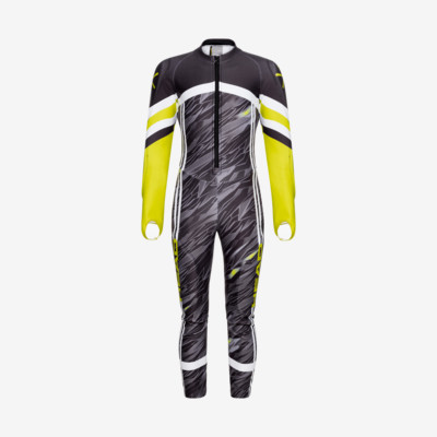 Product overview - RACE Suit Junior black/yellow