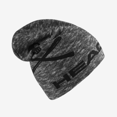 Product overview - Race Rebel Beanie dark melange