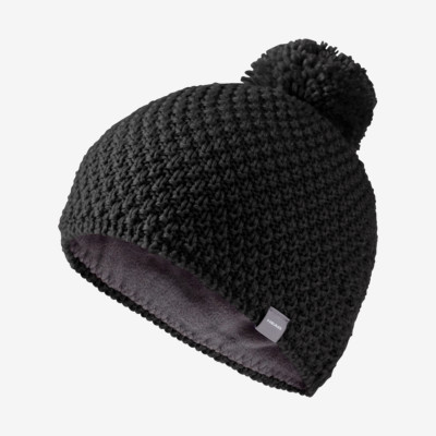 Product overview - PAULA Beanie Women black
