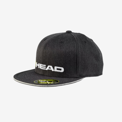 Product overview - RACE Flat Cap black