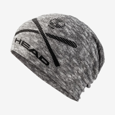 Product overview - RACE Beanie grey melange