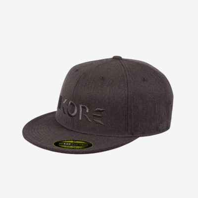 Product overview - Kore Flat Cap anthracite
