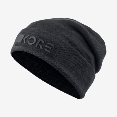 Product overview - KORE Beanie black