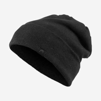 Product overview - SNOW Beanie black