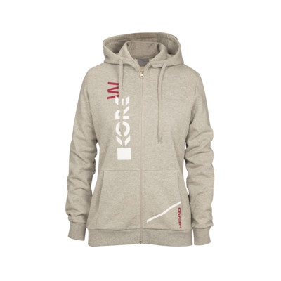 Product overview - PROMO Kore Hoodie W grey melange