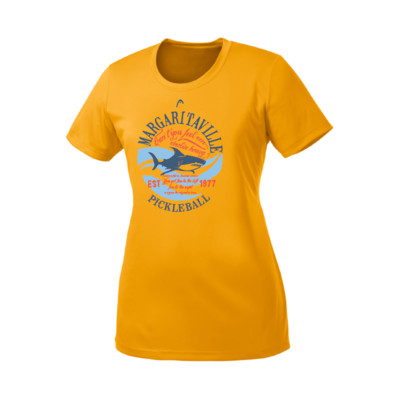 Product overview - Fins Margaritaville T-shirt Womens