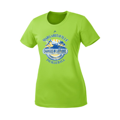 Product overview - Changes Margaritaville T-shirt Women's