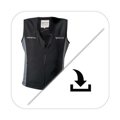 Product overview - XR Active Heat Vest Instruction Manual