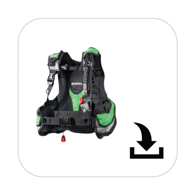 Product overview - Scuba Ranger 3XS (417227)