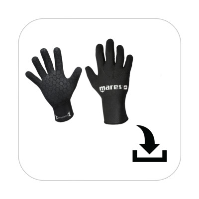 Product overview - Gloves Flex 3mm (422750)