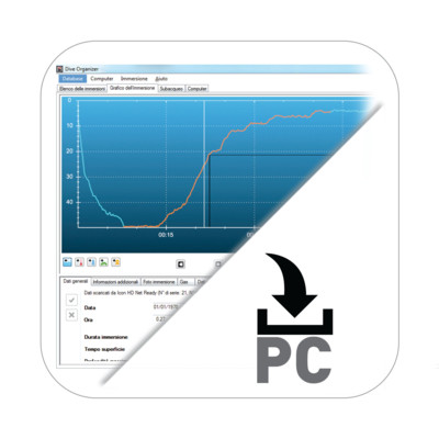 Product overview - Dive Organizer (PC) Web Installer Release 2.28