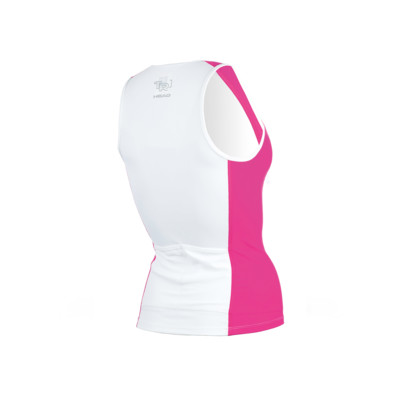 Product hover - TRI TOP LADY white/fuchsia