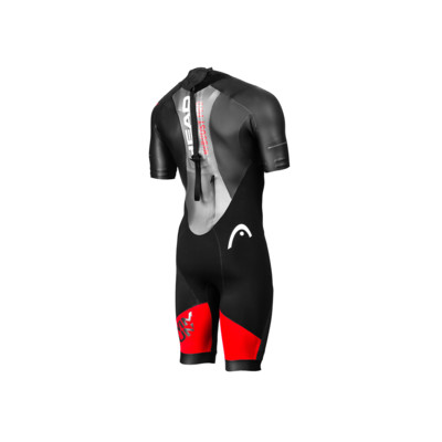 Product hover - HEAD SWIMRUN myBOOST PRO Suit black/silver