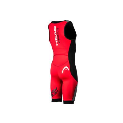 Product hover - Head SWIMRUN myBOOST LITE Suit BKSR