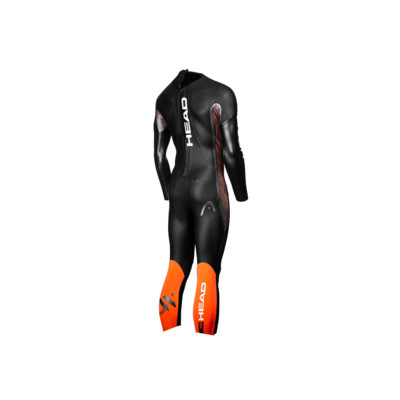Product hover - HEAD Openwater PURE FS 3.0,5 Women's Neoprene Wetsuit black