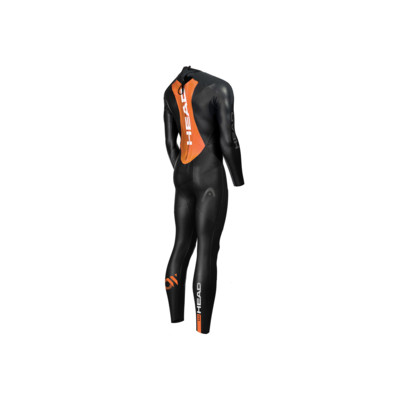 Product hover - OPENWATER SHELL 3.2.2 black/orange