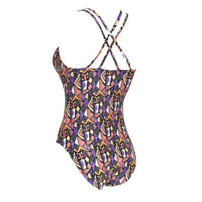 Product hover - Culture Jam Crossback Swimsuit