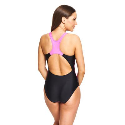 Product hover - Empower Actionback Swimsuit matte Black