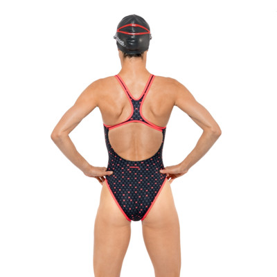 Product hover - Predator Bound Rowleeback Swimsuit