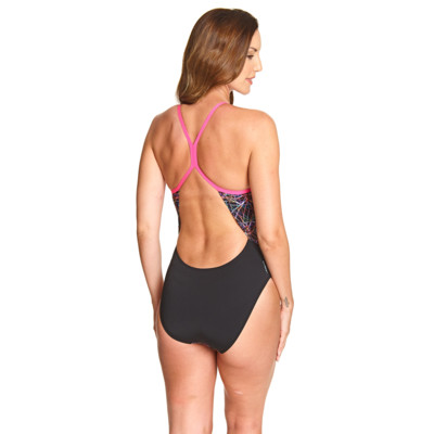 Product hover - Kinetic Sprintback One Piece KNTC