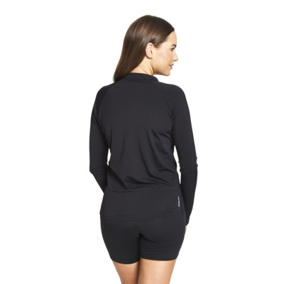 Product hover - Mackenzie Mid-thigh short black