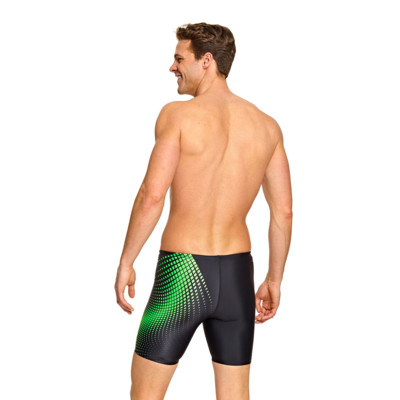 Product hover - Mens Sensor Mid Jammer black/green