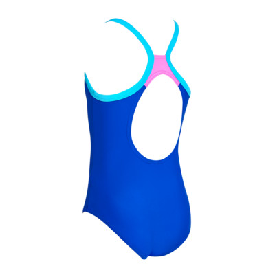 Product hover - Junior Girls Kerrawa Strikeback blue