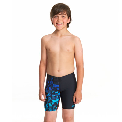 Product hover - Junior Boys Rascal Mid Jammer black/metal