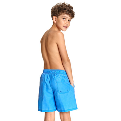 Product hover - Junior Boys Mosman Washed 15'' Shorts blue