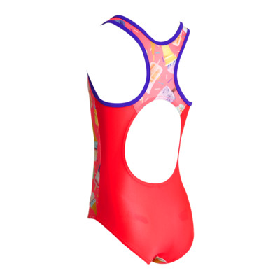 Product hover - Girls Ice Dream Actionback orange