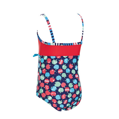 Product hover - Girls Appletizer Classicback Swimsuit