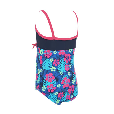 Product hover - Girls Kona Classicback Swimsuit