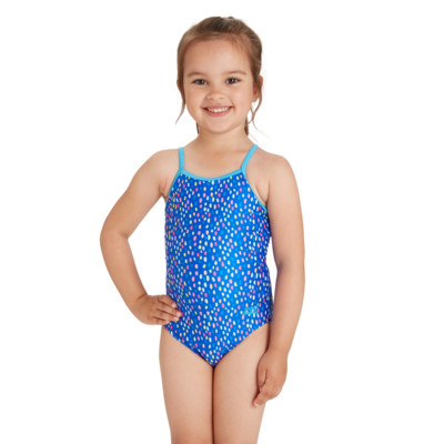 Product hover - Girls Ice Sprinkles Yaroomba One Piece ICSP