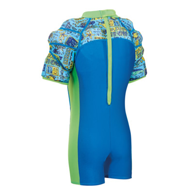 Product hover - DeepSea WaterWings Floatsuit Blue