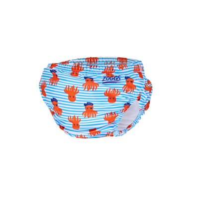 Product hover - Octo Pirate Adjustable Swim Nappy