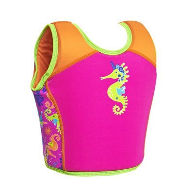Product hover - Sea Unicorn Swimsure Jacket pink