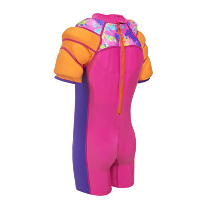 Product hover - Sea Unicorn Water Wings Floatsuit pink