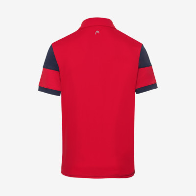 Product hover - ACE Polo Shirt M dark blue/red