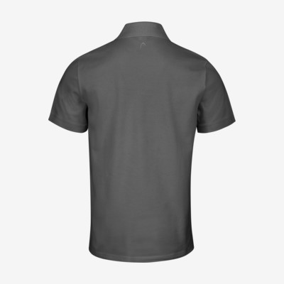 Product hover - HEAD Polo Men anthracite