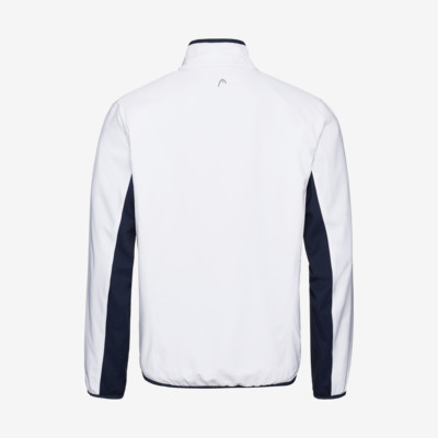 Product hover - CLUB Jacket M white/dress blue