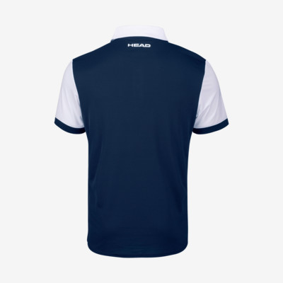 Product hover - DAVIES Polo Shirt Men darkblue/white