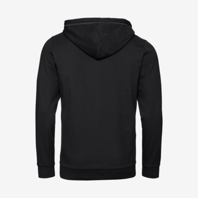 Product hover - CLUB FYNN Hoodie FZ M black/red