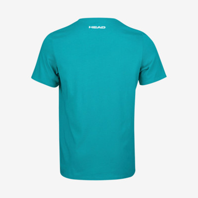 Product hover - CLUB CARL T-Shirt Men turquoise