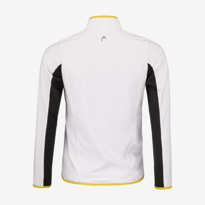 Product hover - DTB CLUB Jacket M white/yellow