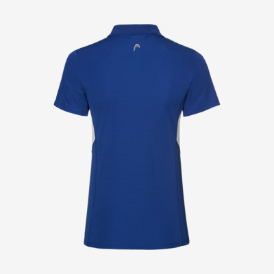 Product hover - CLUB Tech Polo Shirt W royal blue