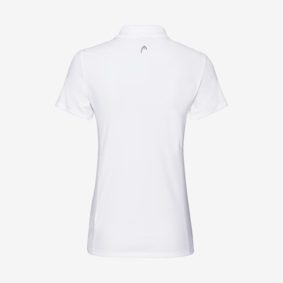 Product hover - CLUB Tech Polo Shirt W white