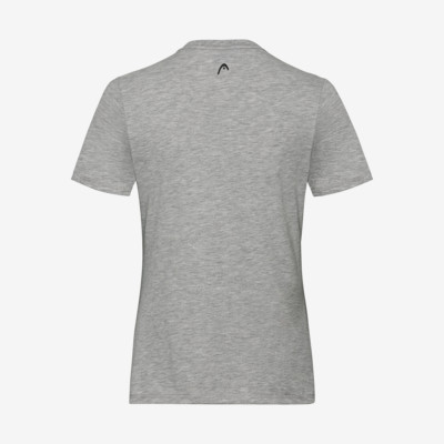Product hover - LOVE T-Shirt W grey melange